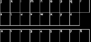 Alba Matter Font Terbaik Untuk Desain Nama Logo dan Website