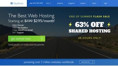 7 web hosting untuk wordpress murah memulai bisnis online