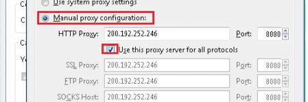 Cara Setting Proxy Server Lengkap di Mozilla Firefox
