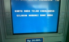 Cara Mengatasi Kartu ATM Ketelen Mesin ATM Tidak Bisa Keluar
