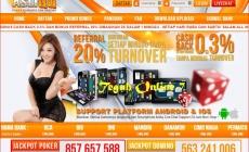 Diproteksi: Bandar Poker Agen Sakong Judi BandarQ Online AsliQQ